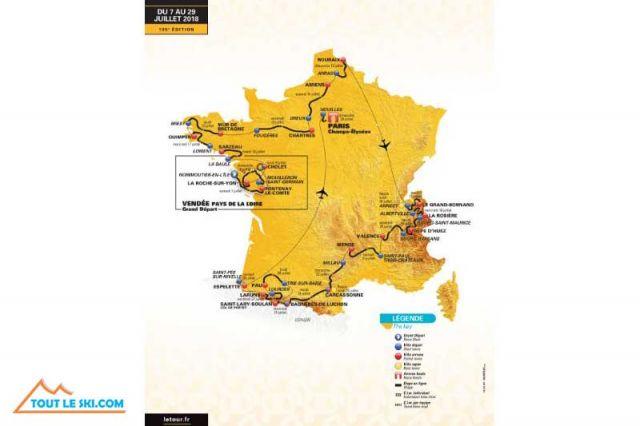 L'étape du Tour 2018 : Annecy - Grand-Bornand - 8 juillet